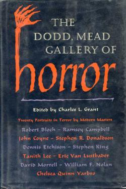 The Dodd, Mead Gallery of Horror, 1983