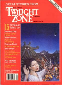 Great Stories from Rod Serling's The Twilight Zone Magazine, Paperback, Oct 1982