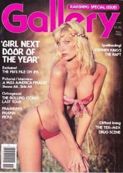 Gallery, Magazine, 1982