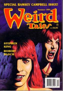 Weird Tales Summer 1991, 1991