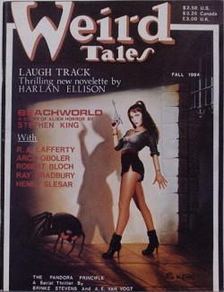 Weird Tales Fall 1984
