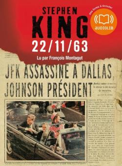 11/22/63, Audio Book, May 15, 2013