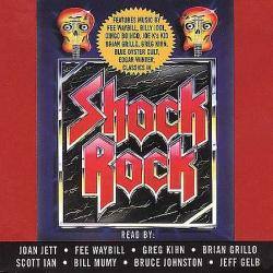 Shock Rock, Audio Book, 1992