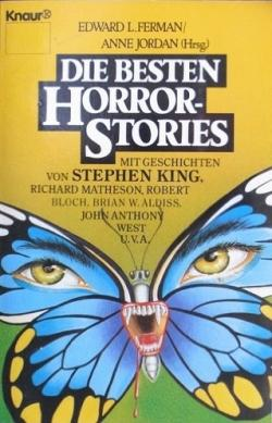 The Best Horror Stories from the Magazine of Fantasy and Science Fiction, 1988