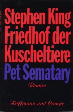 Pet Sematary, Hardcover, 1985