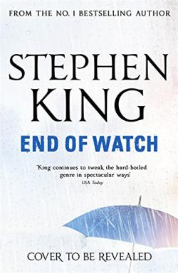 End of Watch, Hardcover, 2016