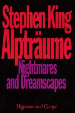 Nightmares and Dreamscapes, Hardcover
