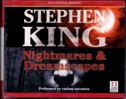 Nightmares and Dreamscapes, Audio Book, 2009