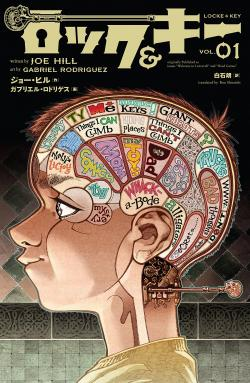 contains 'Welcome to Lovecraft' and 'Head Games', Shinchosha, Paperback, Japan, 2015