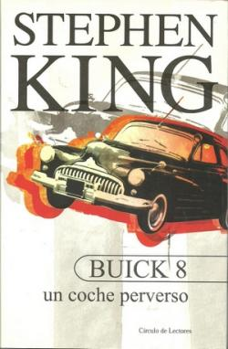 From a Buick 8, Hardcover, 2002