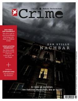 Stern Crime #4, 2015