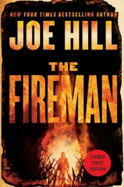 The Fireman, Hardcover, May 16, 2016
