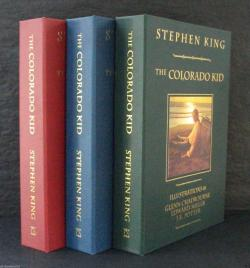 3 Deluxe, Traycased, Signed Limited Editions, PS Publishing, Hardcover, Great Britain, 2010