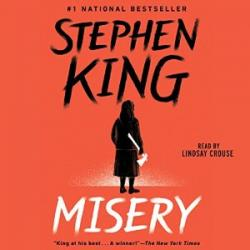 Misery, Audio Book, Jan 01, 2016