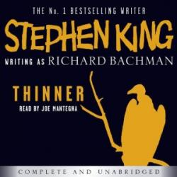 Thinner, Audio Book, May 18, 2011
