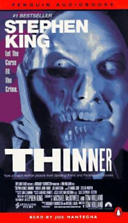 Thinner, Audio Book, Sep 01, 1996
