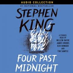 Four Past Midnight, Audio Book, Jan 01, 2016