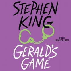 Gerald's Game, Audio Book, Jan 01, 2016