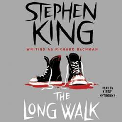The Long Walk, Audio Book, Jan 01, 2016