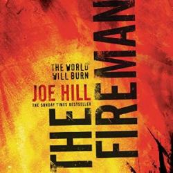 The Fireman, Audio Book, May 17, 2016