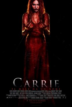 Carrie, Movie Poster, Jan 16, 2014