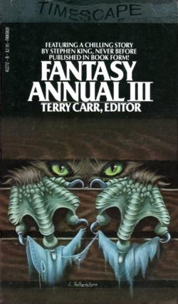 Fantasy Annual III , Paperback, May 1981