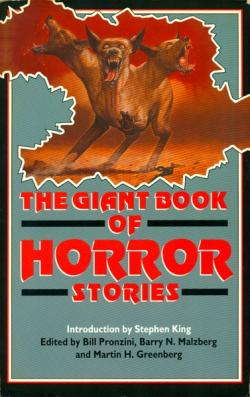 The Giant Book of Horror Stories, 1991