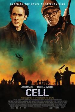 Cell, Movie Poster, Jun 2016