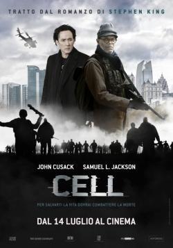 Cell, Movie Poster, Jul 14, 2016