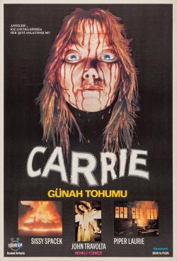 Carrie, Movie Poster, 1976