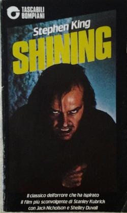 The Shining, Paperback, 1989