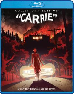 40 Jahre Carrie, Collectors Edition, Screan Factory, Blu-Ray, USA, 2016