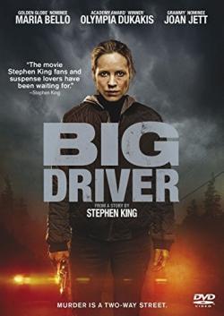 Big Driver, DVD, 2015