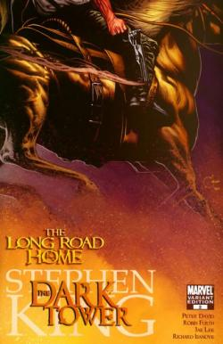 The Long Road Home, Comic, 2008