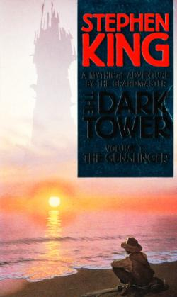 The Dark Tower - The Gunslinger, Paperback, 1989