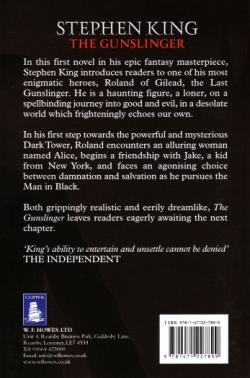 The Dark Tower - The Gunslinger