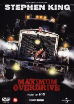 Maximum Overdrive, DVD, Nov 15, 2007