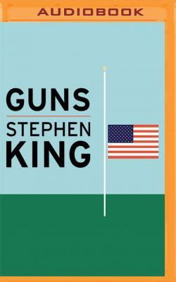 Guns, Audio Book, Oct 25, 2016