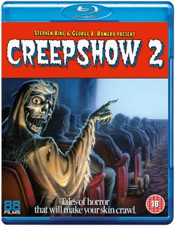 Creepshow 2, Blu-Ray, 2010