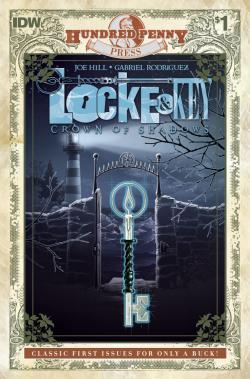 Locke & Key 3: Crown of Shadows, Comic, 2014