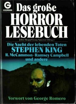 Goldmann, Paperback, Germany, 1992