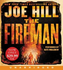The Fireman, Audio Book, Jan 17, 2017