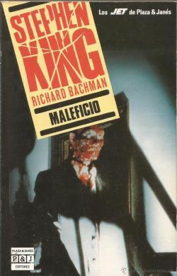 Thinner, Paperback, 1988
