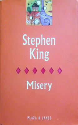 Misery, Paperback, 1996