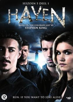 Season 5 part 1, Entertainment One, DVD, The Netherlands, 2015