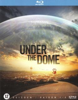 Under the Dome, Blu-Ray, Jul 20, 2016