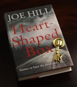 Heart-Shaped Box, Hardcover, 2017