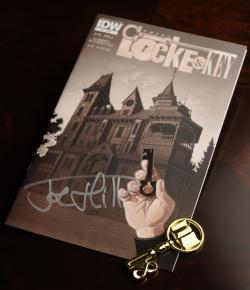 Locke & Key 6: Alpha & Omega, Comic, 2017