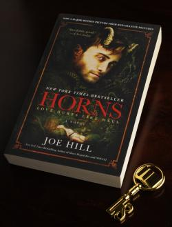 Horns, Paperback, 2017