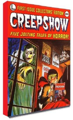 Stephen King's Creepshow, Paperback, 2017